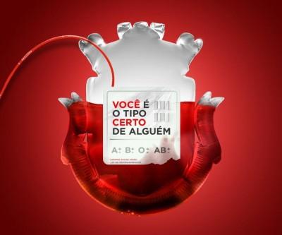 Junho Vermelho: mês da campanha de doação mobilizada pelo Hemosul vem para lembrar que sempre é tempo de doar