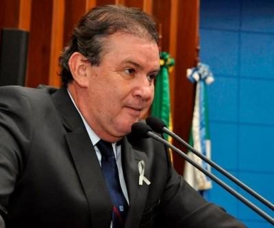 No Plenário da Assembleia, Eduardo Rocha destaca o papel de Três Lagoas na industrialização do MS