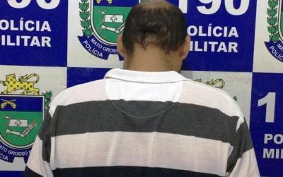 Polícia aborda e prende homem com mandado de prisão em aberto no Interlagos