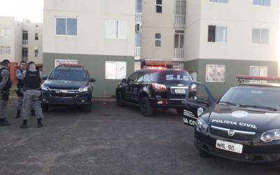 Polícia Civil deflagra Operação Quinto Mandamento na manhã desta terça (11)