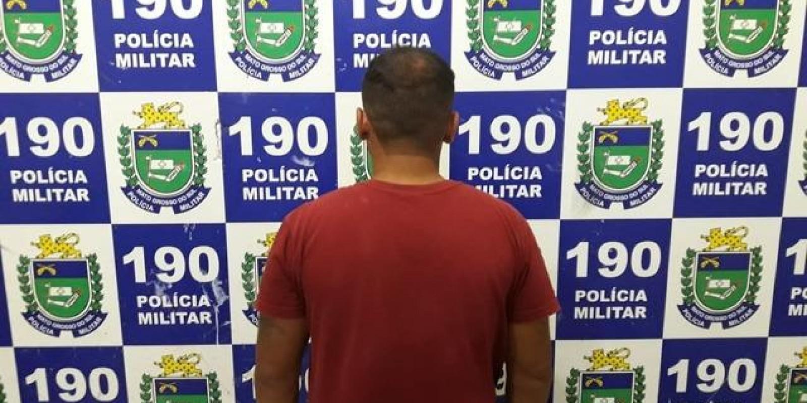 Polícia Militar cumpre mandado de prisão em Três Lagoas