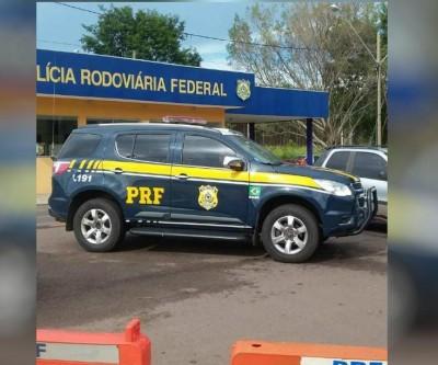 Polícia Rodoviária Federal prende homem por conduzir veículo alcoolizado e sem habilitação