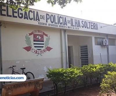 Preso tenta fugir ao chegar na Delegacia e é recapturado por policiais