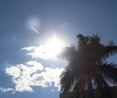 Previsão para feriado prolongado é de tempo seco e calor