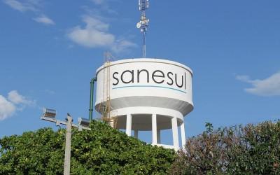Sanesul alerta para falta de água em bairros de Três Lagoas