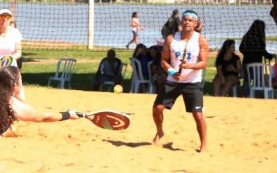 Três Lagoas sedia Torneio de Beach Tennis neste fim de semana