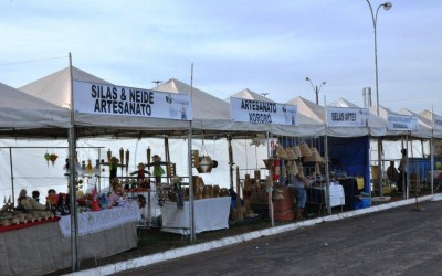 Abre nesta quarta feira as inscrições para entidades e artesãos que desejam comercializar seus produtos na Festa do Folclore