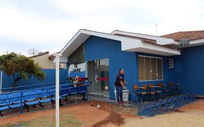 Atendimento à população na ESF Paranapungá é restabelecido nesta segunda-feira