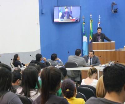 Câmara aprova projeto de lei de autoria do vereador André Bittencourt em benefício ao Shopping Popular