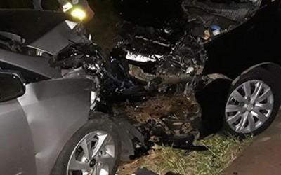 Casal de Três Lagoas morre em acidente na rodovia dos Barrageiros