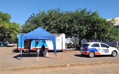 CASTRAMÓVEL: a 16ª etapa do serviço já está atendendo no Bairro Santa Luzia e região
