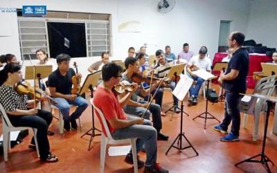 Diretoria de Cultura abre 80 vagas para cursos de música