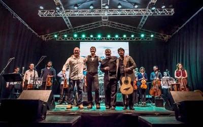 Em Andradina, Festival Gospel, Bon Odori, ConSertão e Aeromodelismo são destaques da semana de festejos