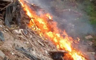 Em atenção à saúde e meio ambiente, SEMEA intensificará ações contra queimadas