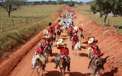 Festa do sertanejo, 14ª Cavalgada acontece no dia 21 no distrito de Arapuá