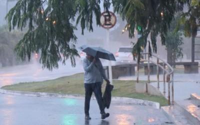 Inmet alerta para chuvas intensas e frio de 2°C em Mato Grosso do Sul