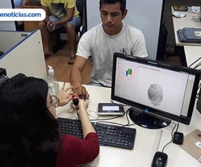 Mais de 7,5 mil eleitores ainda não fizeram a biometria em Ilha Solteira