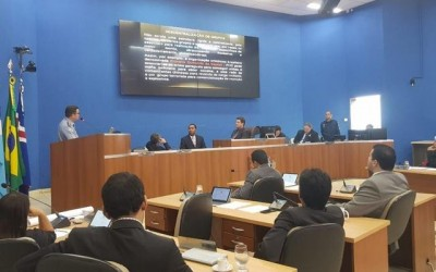 Plano de Defesa contra o crime no município é apresentado pela Polícia Militar