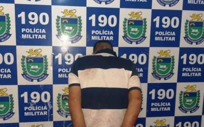 Polícia Militar prende foragido do semiaberto em Três Lagoas