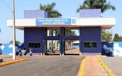 Prefeitura de Três Lagoas adequa Lei funcionamento do Cemitério de Três Lagoas