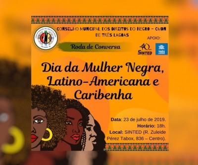 Roda de conversa celebra Dia da Mulher Negra Latino-americana e Caribenha