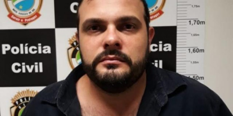 Sobrinho que matou tio foi preso na saída de festa no Chácara Cachoeira