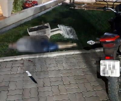 Suspeito de matar homem com tiro na cabeça em rancho se entrega à polícia