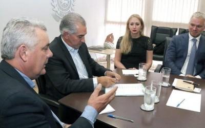 Últimos detalhes para a compra da UFN3 por grupo russo são acertados em reunião