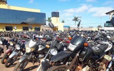 140 veículos apreendidos no Detran de TL vão à leilão nesta sexta-feira