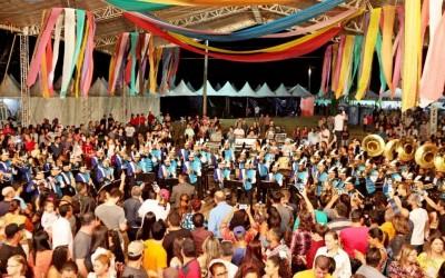 31ª Festa do Folclore termina com recorde de público