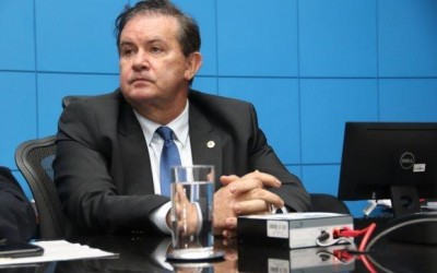 Ao ser questionado sobre ser candidato a prefeito de Três Lagoas, Eduardo Rocha nega interesse