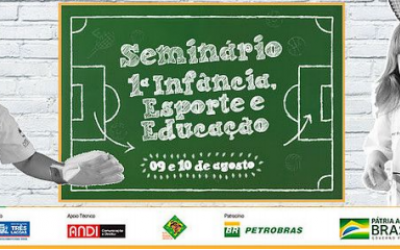 """Centro de Referência Esportiva Três Lagoas realiza Seminário """"Primeira Infância, Esporte e Educação"""" em Três Lagoas"""