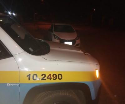 Condutor é preso por embriaguez ao volante, após duas abordagens