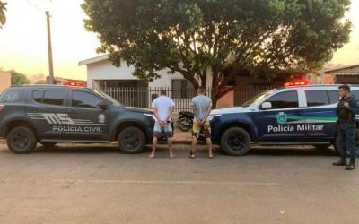 """Em Chapadão do Sul, operação SIG/COB prende """"CORINGA"""" por receptação de celulares roubados"""