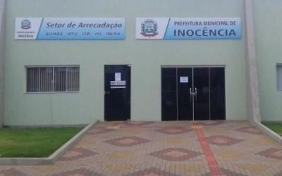 Em Inocência, concurso com salário de até R$ 20 mil recebe inscrição até domingo