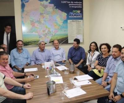 Em reunião do MDB, Eduardo Rocha fica responsável por definir rumo da sigla em Três Lagoas