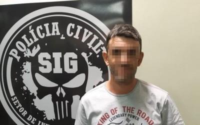 Homem com mandado de prisão por violência doméstica é preso no Vila Verde
