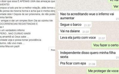 Homem que aterrorizava a ex-mulher em Três Lagoas usará tornozeleira eletrônica