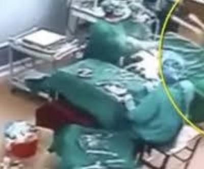Médicos brigam dentro do centro cirúrgico em hospital de Três Lagoas