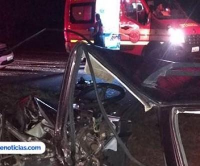 Morre terceira vítima de acidente que matou pai e filha