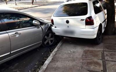 Motorista embriagado é preso após provocar acidente em Três Lagoas