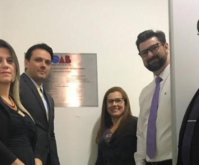 OAB/ Subseção Três Lagoas e OAB/Seccional MS inauguram sala do advogado no presídio feminino