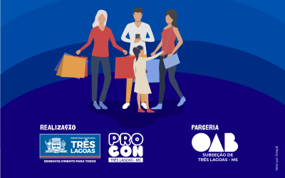 Palestra aberta ao consumidor marca os 16 anos da criação da Lei do Procon de Três Lagoas