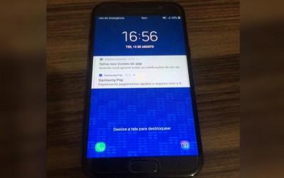 Policia Civil recupera celular furtado em escola municipal