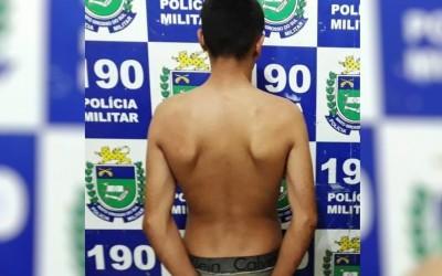 Polícia Militar prende jovem por tráfico de drogas em Três Lagoas (MS)