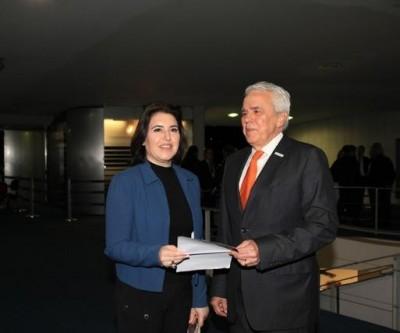 Presidente da Petrobras diz à Simone Tebet que processo de venda da UFN3 será assinado até final do mês
