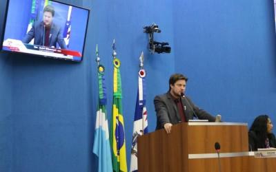 Vereador André Bittencourt apresenta dois Projetos de Lei e encaminha requerimentos ao Executivo