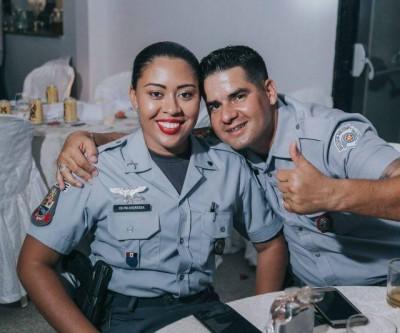 Em Lavínia, policial corta corda e salva homem armado que tentava se matar