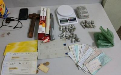 Autores de furto a lojas de Três Lagoas são identificados e detidos pela Polícia Civil