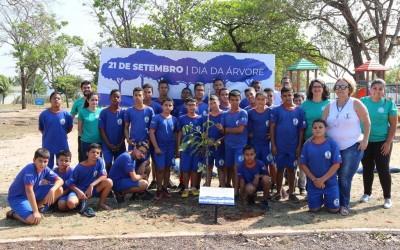 Meio Ambiente inicia programação da Semana da Árvore em Três Lagoas